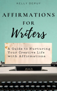 Affirmations for Writers Book Cover Compressed